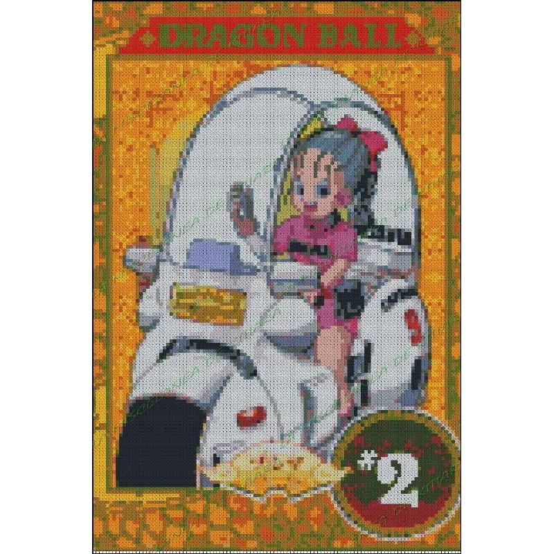 Dragon Ball - Bulma