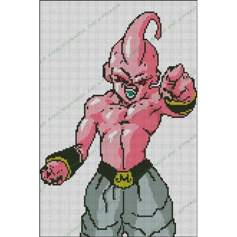 Dragon Ball - Majin Boo