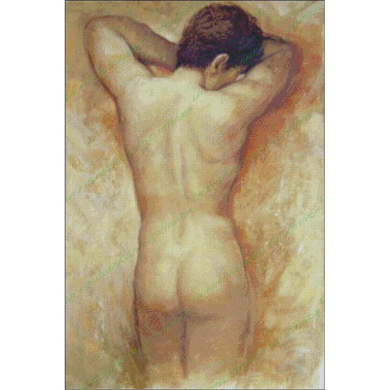 Man Nude 1