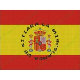 Bandera Española Personalizada