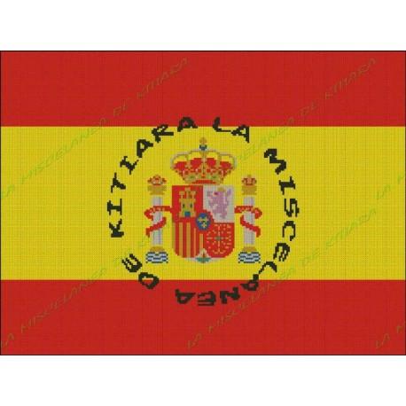 Personalized Spanish Flag