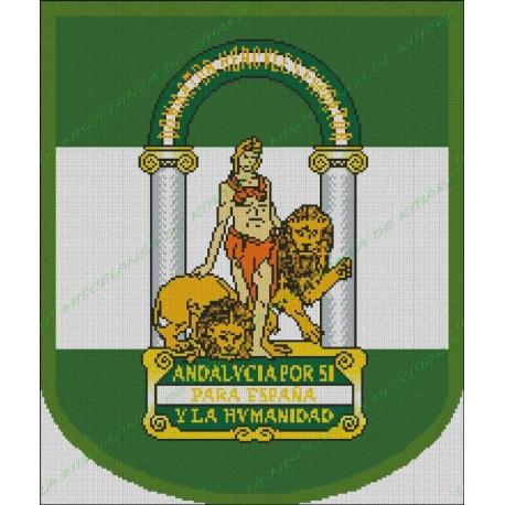 Emblema de Andalucía