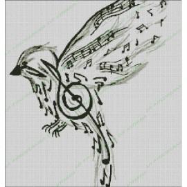 Pjaro De Notas Musicales