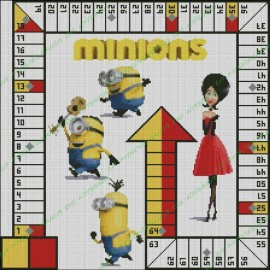 Parchís Minions 2 Jugadores