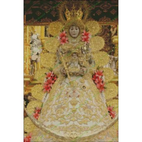 Madonna of Rocio 2