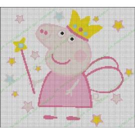 Peppa Pig - Princesa Hada