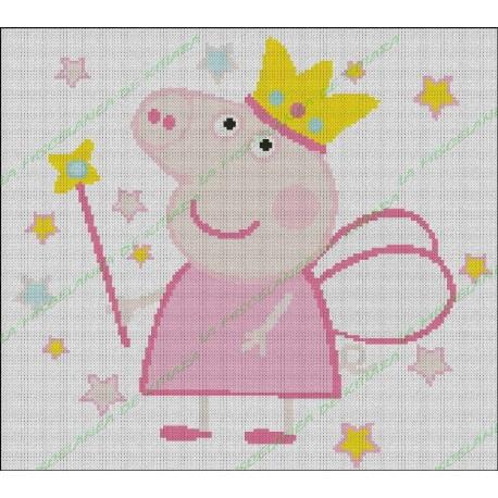 Peppa Pig - Princess Fairy