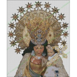 Virgin of the Helpless - Valencia