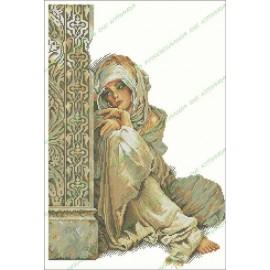 Mujer árabe 2