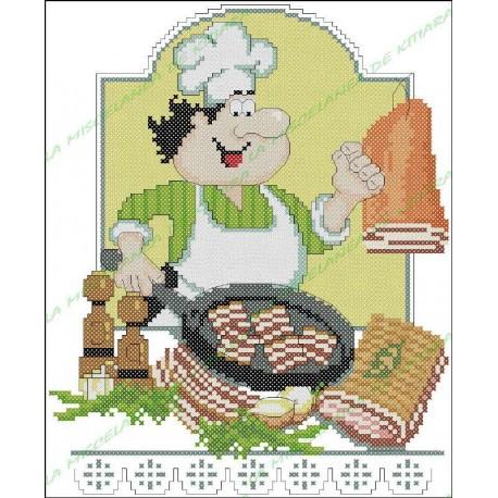 Povaryata Chef - Bacon
