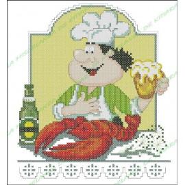 Chef Povaryata - Cangrejo y cerveza