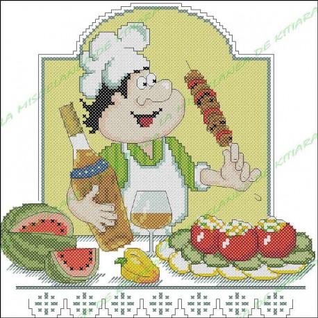 Chef Povaryata - Brocheta