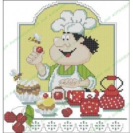 Chef Povaryata - Cerezas dulces