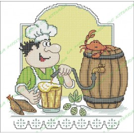 Chef Povaryata - Cervecero