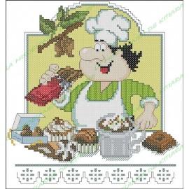Povaryata Chef - Chocolat