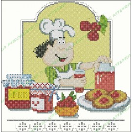 Povaryata Chef - Cherry Compote
