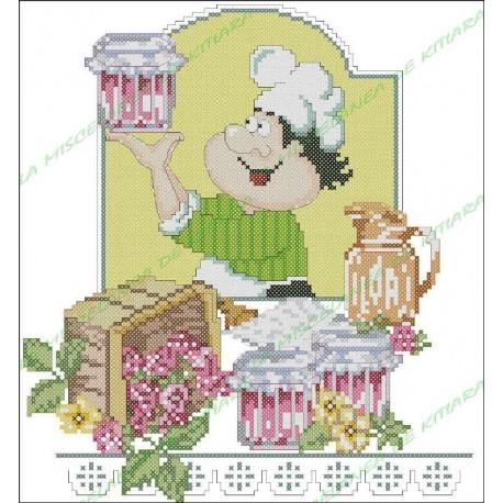 Povaryata Chef - Strawberry compote