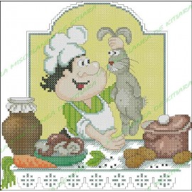 Chef Povaryata - Conejo con Setas