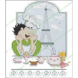 Chef Povaryata - Desayuno en París