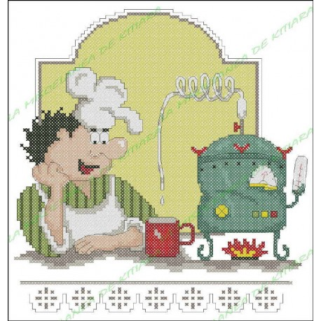 Chef Povaryata - Destilador