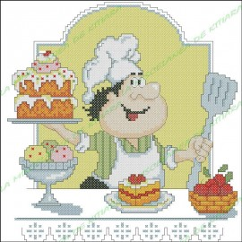 Chef Povaryata - Dulces