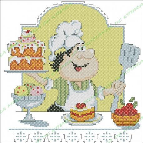 Povaryata Chef - Candy