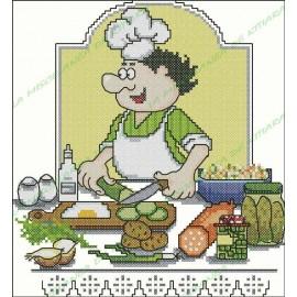Chef Povaryata - Ensalada Olivier