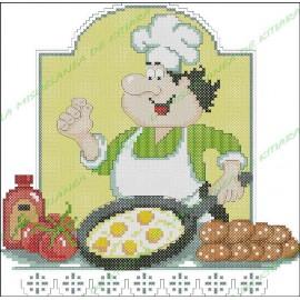 Chef Povaryata - Huevos fritos