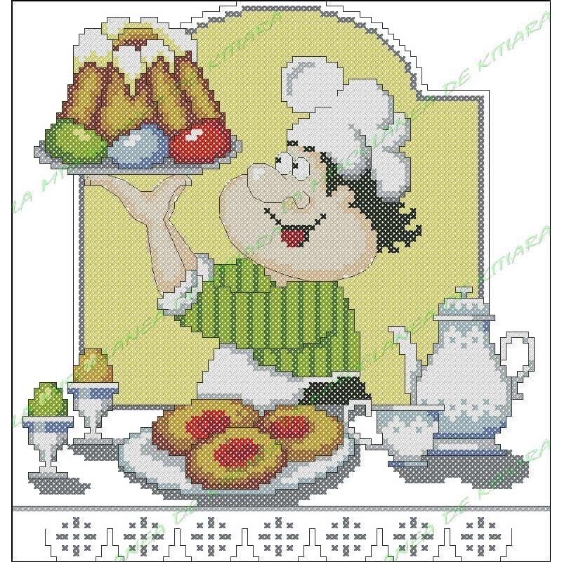 Povaryata Chef - Magdalena Spring
