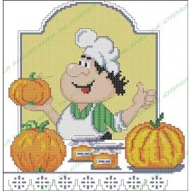 Chef Povaryata - Mermelada de calabaza