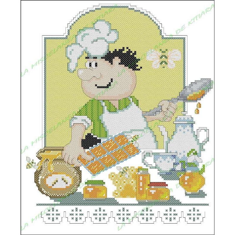 Povaryata Chef - Honey