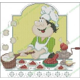 Chef Povaryata - Pelmeshki