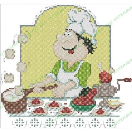 Povaryata Chef - Pelmeshkina
