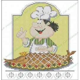Chef Povaryata - Pescado Zar