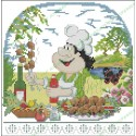 Chef Povaryata - Pinchitos al aire libre