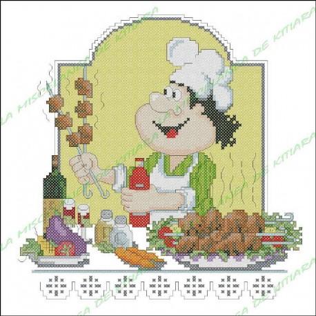 Chef Povaryata - Pinchitos