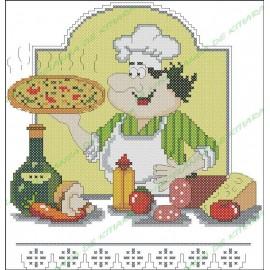 Chef Povaryata - Pizza