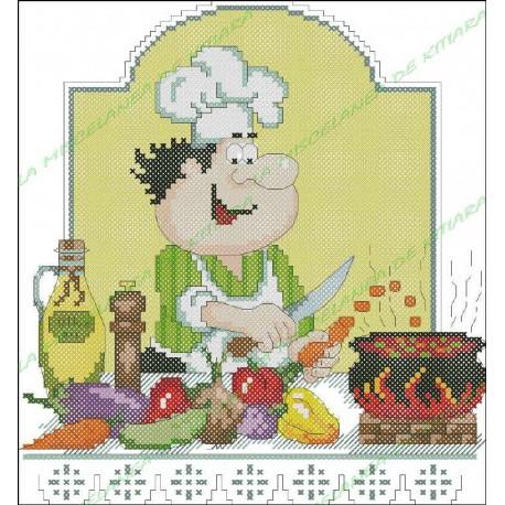 Chef Povaryata - Ratatouille