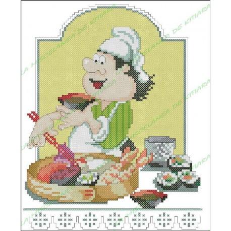 Povaryata Chef - Sushi