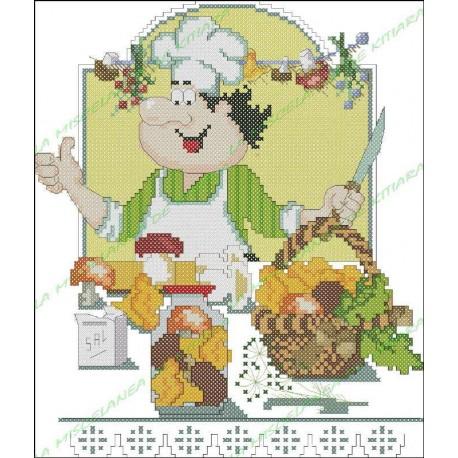 Chef Povaryata - Tiempo de Otoño