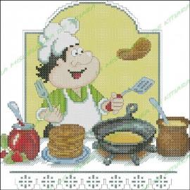 Chef Povaryata - Tortitas