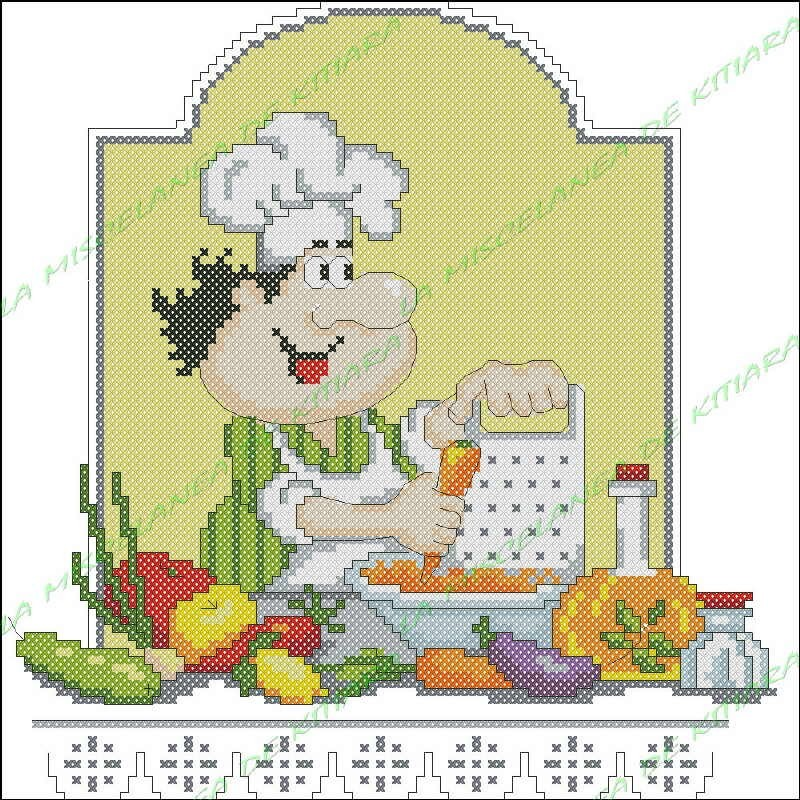 Chef Povaryata - Vitaminas