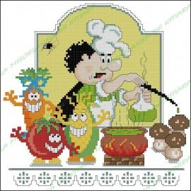 Povaryata Chef - Chef-magician