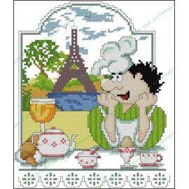 Chef Povaryata - Desayuno en París 2