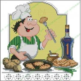 Chef Povaryata - Crepes de patata
