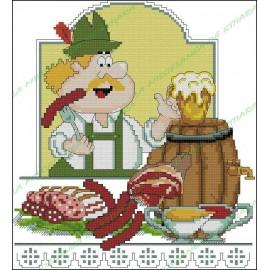 Povaryata Chef - Burgers Bavaria