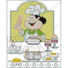 Povaryata Chef - eggs