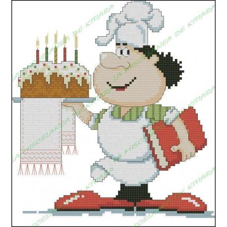 Chef Povaryata - Jefe de Cocina