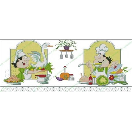 Chef Povaryata - Menú de carne