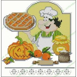 Povaryata Chef - Pumpkin pie and orange 2